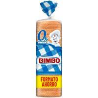 Pan blanco BIMBO, paquete 700 g