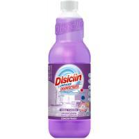 Limpiador desinfectante multisuperficie DISCLIN, botella 1 litro