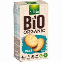 Galleta Maria bio organic GULLÓN, caja 350 g