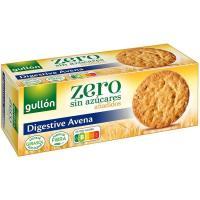 Galleta Digestive de avena GULLÓN Diet Nature, caja 410 g
