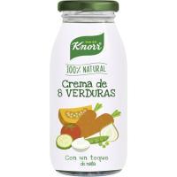 Crema de verdura KNORR, frasco 450 ml