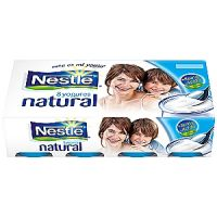 Yogur natural NESTLÉ, pack 8x125 g