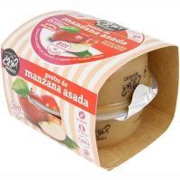 Postre de manzana asada Y SI?, pack 2x150 g