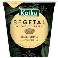 Begetal con vainilla KAIKU, vaso 145 g