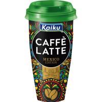 Caffé Latte edición Mexico KAIKU, vaso 230 ml