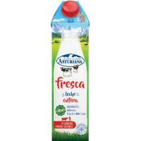 Leche fresca entera ASTURIANA, botella 1 litro