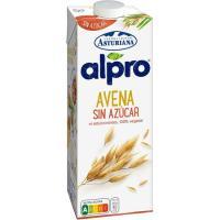 Bebida vegetal de avena bajo azúcar ALPRO, brik 1 litro