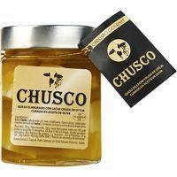 Queso de oveja en aceite CHUSCO, tarro 325 g