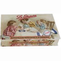 Rosquillos de moscatel LA ESTEPEÑA, caja 350 g