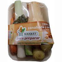 Preparado para  crema de zanahoria-calabaza BOUQUET, 1 ud.