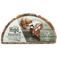 Pan de higo con almendra PAIARROP, bandeja 200 g