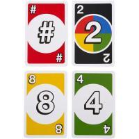Juegos de cartas DOS, edad rec:+7 años MATTEL GAMES, 1 ud