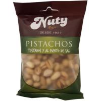 Pistachos tostados NUTY, bolsa 110 g