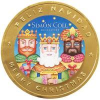 Medllón Reyes Magos SIMÓN COLL, 1 ud., 60 g