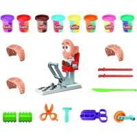 Peluquería, incluye 8 botes Play-doh, edad rec: +3 años, PLAY-DOH, 1 ud