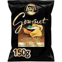 Patatas a la crema de queso-cebolla LAY`S Gourmet, bolsa 150 g