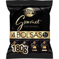 Patatas LAY`S Gourmet, pack 4x45 g
