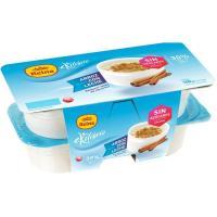 Arroz con leche ekilibrio REINA, pack 4x125 g