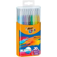 Rotuladores kid BIC, 20 uds