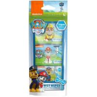 Toallitas húmedas infantiles PAW PATROL, pack 3x10 unid.