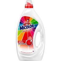 Detergente líquido gel colores puros MICOLOR, garrafa 60 dosis
