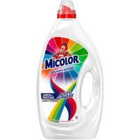Detergente líquido gel anti transfe. MICOLOR, garrafa 60 dosis