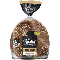 Hogaza de centeno RUSTIK BAKERY, paquete 450 g