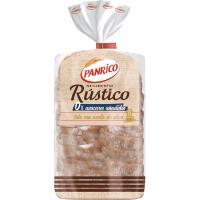 Pan rústico 0% azúcar añadido PANRICO, paquete 375 g