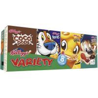 Cereales Variety KELLOGG'S, 8 unid., caja 215 g