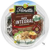 Ensalada completa de pasta integral FLORETTE, bowl 285 g