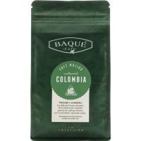 Café molido 100% Colombia BAQUÉ, caja 250 g