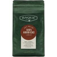 Café molido 100% Arábica BAQUÉ, caja 250 g