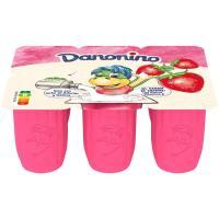 Danonino Petit de fresa DANONE, pack 6x50 g