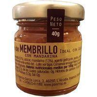 Dulce de membrillo-mandarina PAIARROP, frasco 40 g