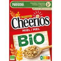 Cereales bio NESTLÉ Cheerios, caja 330 g