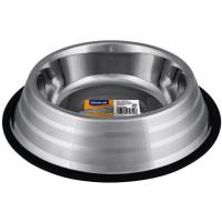 Comedero bowl inoxidable antideslizante VITAKRAFT, pack 1 unid.