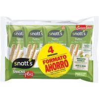 Tira de palitos de pipas SNATT`S, pack 4x40 g