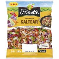 Verduras para saltear FLORETTE, bolsa 240 g