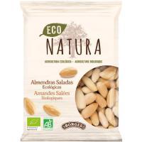 Almendras fritas Eco Natura BORGES, bolsa 100 g