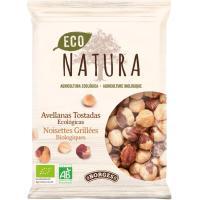 Avellanas tostadas Eco Natura BORGES, bolsa 100 g