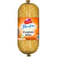 Chopped de pavofrio CAMPOFRÍO, al corte, compra mínima 100 g