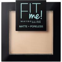 Polvo compacto Fit Me 115 MAYBELLINE, pack 1 unid.