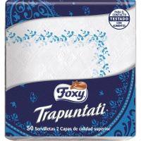 Servilleta Trapuntati FOXY, paquete 50 unid.