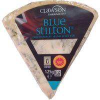 Queso Blue Stilton D.O.P. CLAWSON, cuña 125 g