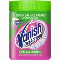 Quitamanchas elimina olor VANISH Oxy Action, bote 840 g