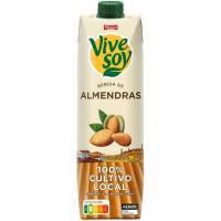 Bebida de almendra VIVESOY, brik 1 litro