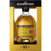 Whisky 10 años GLENROTHES, botella 70 cl