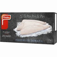Filete de dorada FINDUS, caja 200 g
