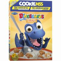 Dinosaurus cookienss cucharadas cereales ARTIACH, 300 g
