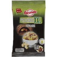Pistachos horneados XXL FACUNDO, bolsa 66 g